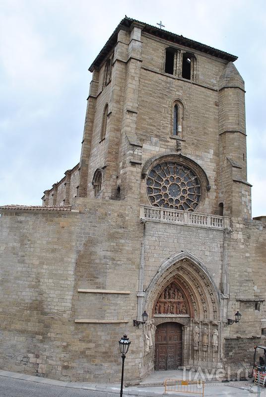 Церковь Святого Эстебана в Бургосе, Испания / Фото из Испании