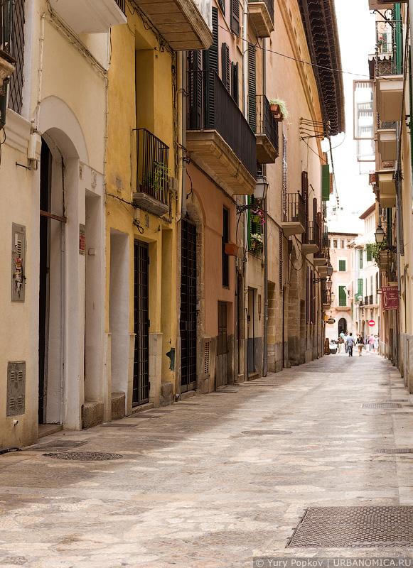 Улочки Пальмы / Испания