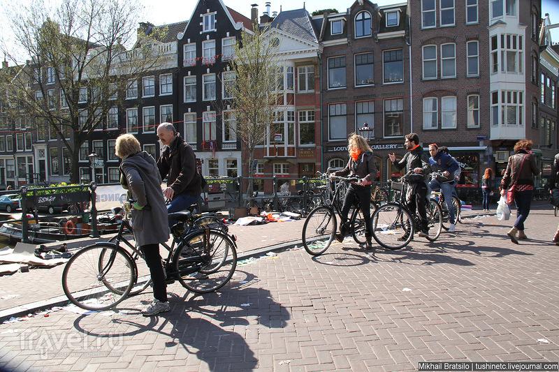 Свальный Амстердам / Нидерланды