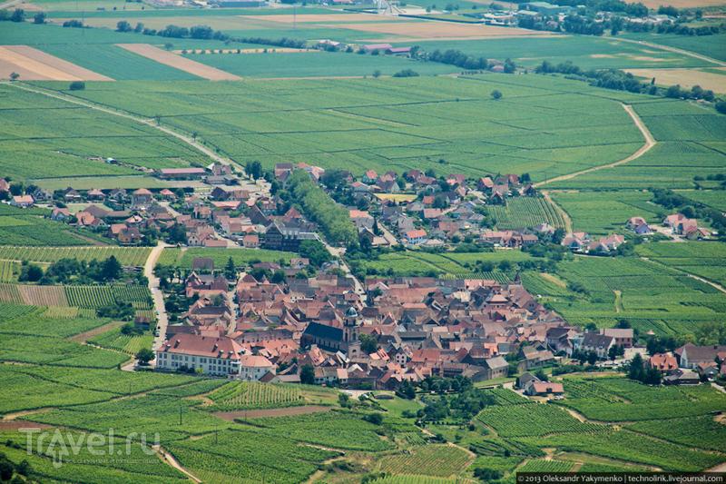 Французские деревни / Фото из Франции