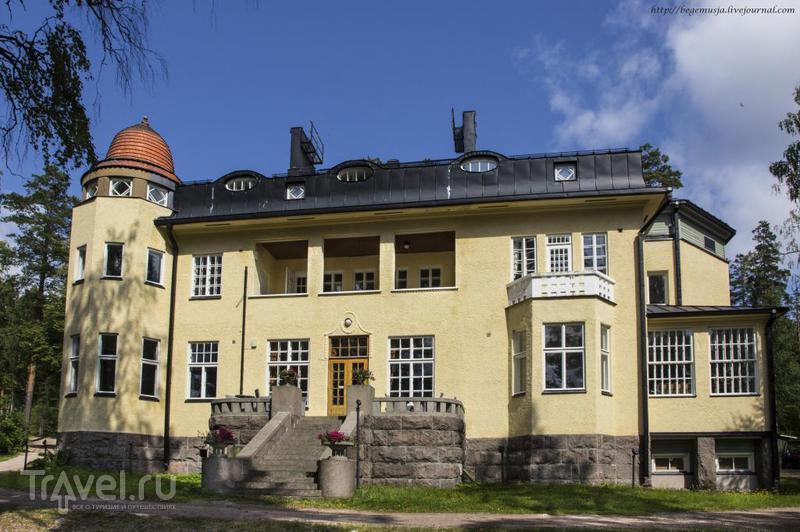 Замок Ранталинна, Финляндия / Фото из Финляндии