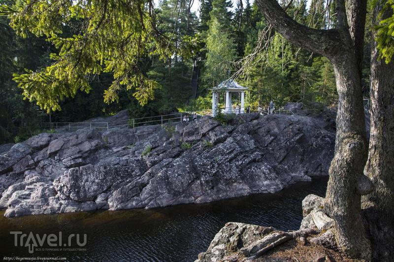 Иматра и окрестности / Фото из Финляндии