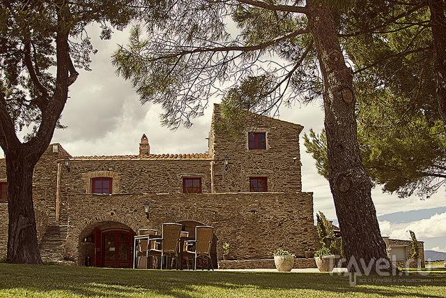 Винодельня Sa Perafita на Кап Креус / Фото из Испании