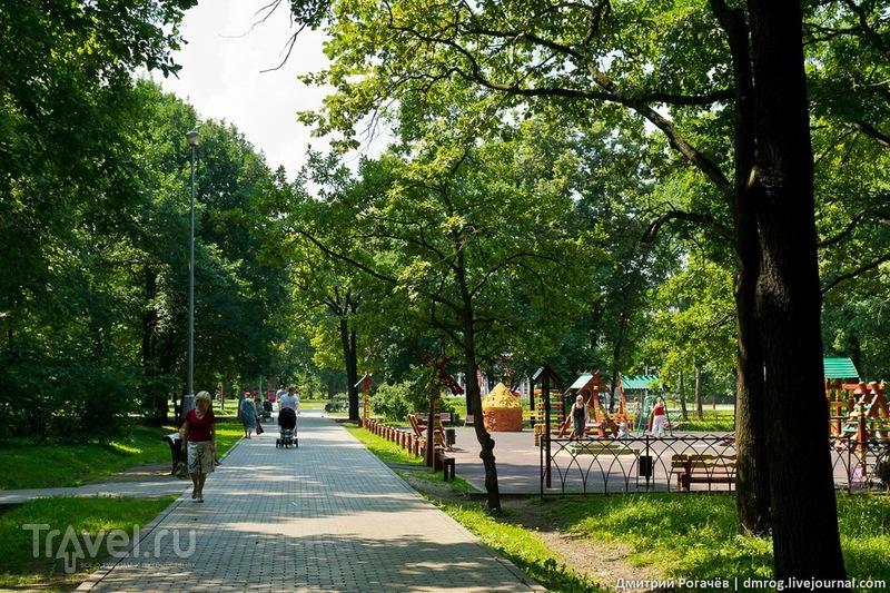 защиты воронцовский парк в москве (ответы вопросы