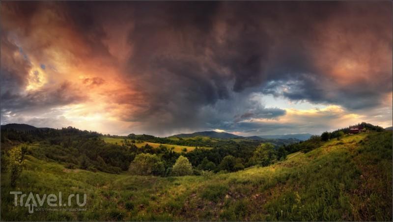 Межгорский район, Синевирский (Межгорский) перевал, Карпаты, Украина / Фото с Украины