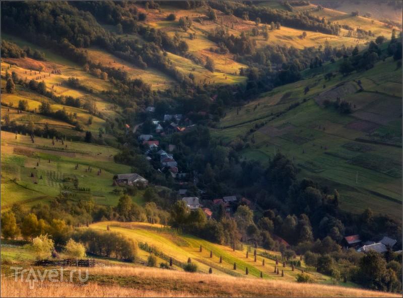 Поселок городского типа Воловец (Межгорский район), Украина / Фото с Украины