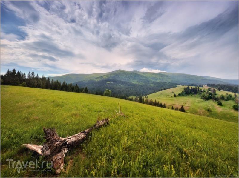 Село Изки, Межгорский район, Украина / Фото с Украины