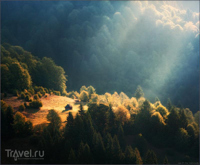 Межгорский (Синевирский) перевал, Украина / Фото с Украины