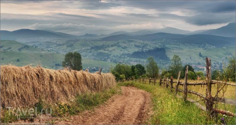 Село Ясиня, Раховский район Иваново-Франковской области, Украина / Фото с Украины