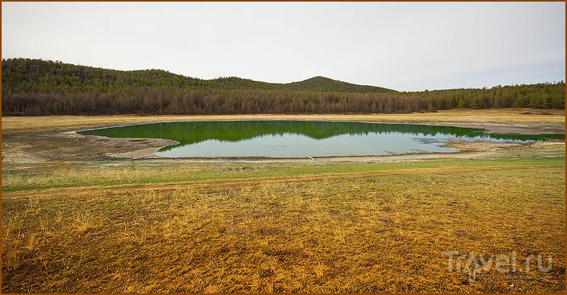 Озеро Шара-Нур, Россия / Фото из России