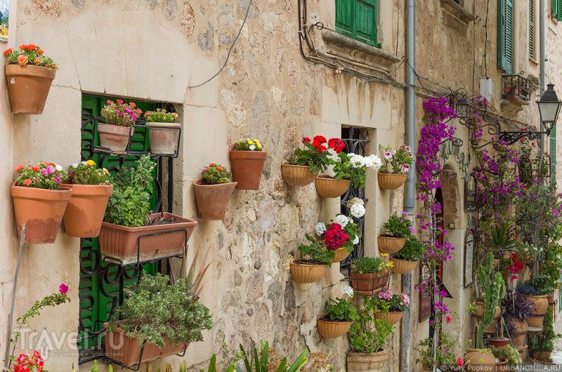 Город тысячи цветочных горшков / Испания