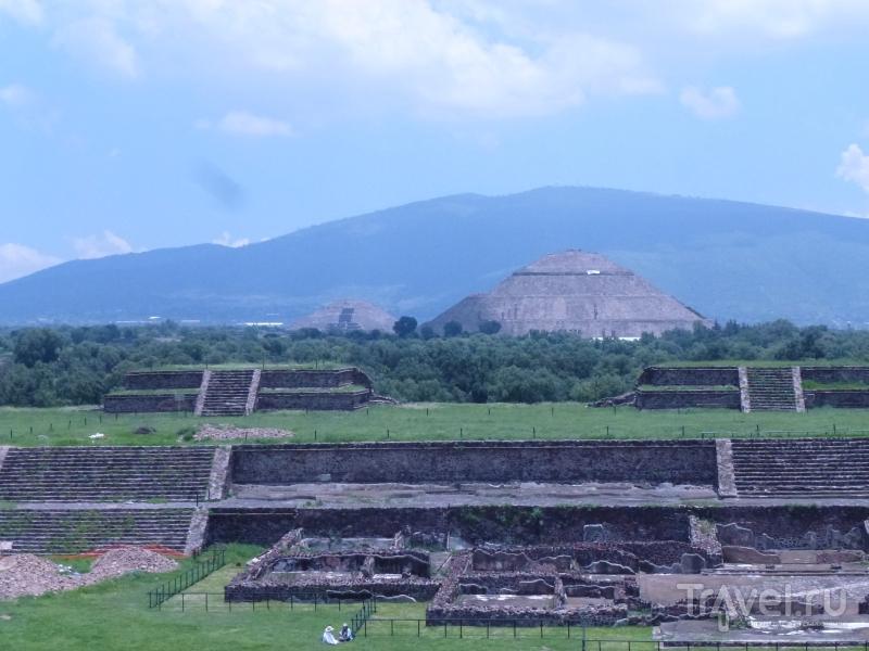 Теотиуакан / Мексика