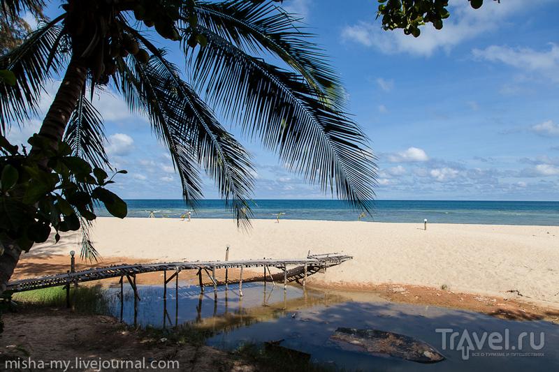 На острове Панган, Таиланд / Фото из Таиланда