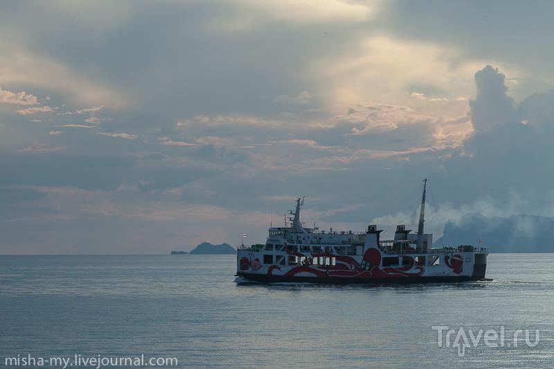 Таиланд. Остров Панган / Фото из Таиланда