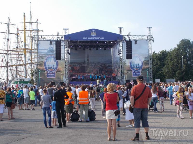 Рига. Парусная регата / Фото из Латвии