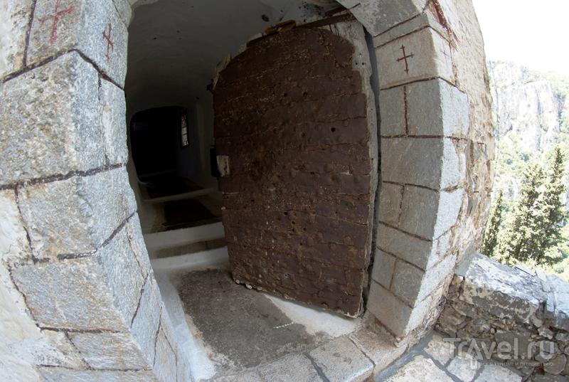 Монастырь Иоанна Продрому в Стемнитце, Греция / Фото из Греции