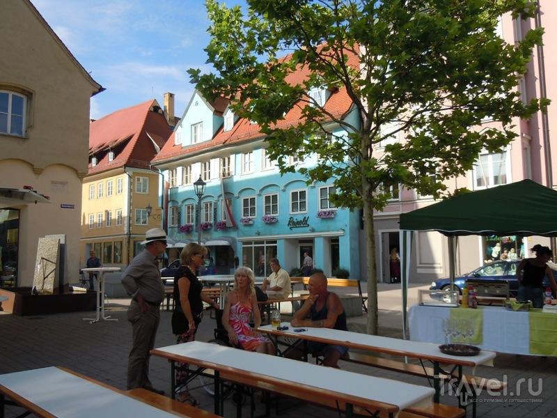 День рыбака (Memmingen) / Германия