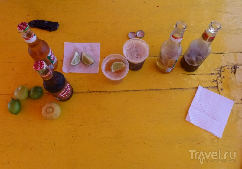 Один хороший день в Сочимилько / Мексика