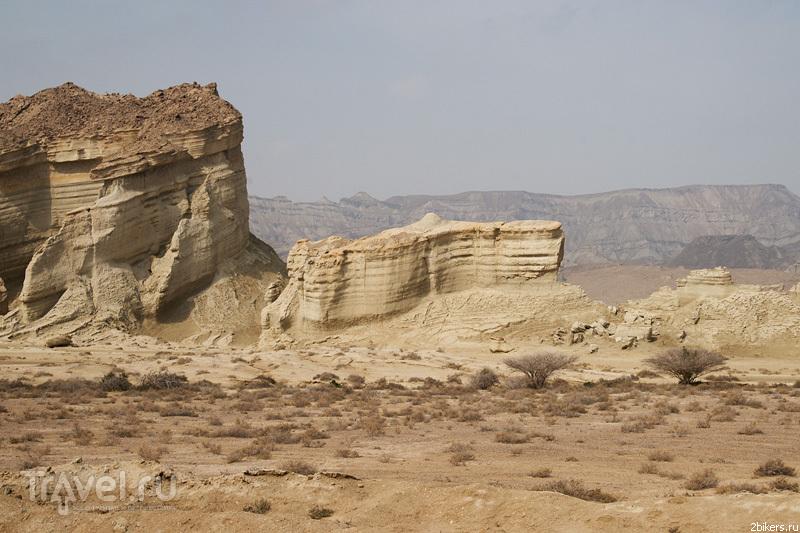 Парадоксы геологии и загадки природы на острове Кешм / Фото из Ирана