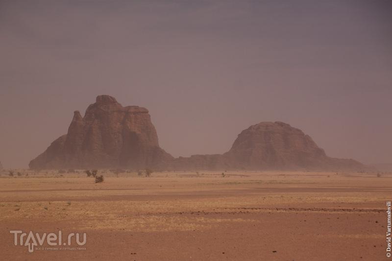 Горный массив Эннеди, Чад / Фото из Чада