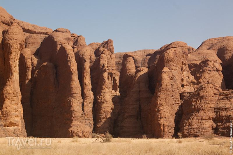 Чад. По краю массива Эннеди / Фото из Чада