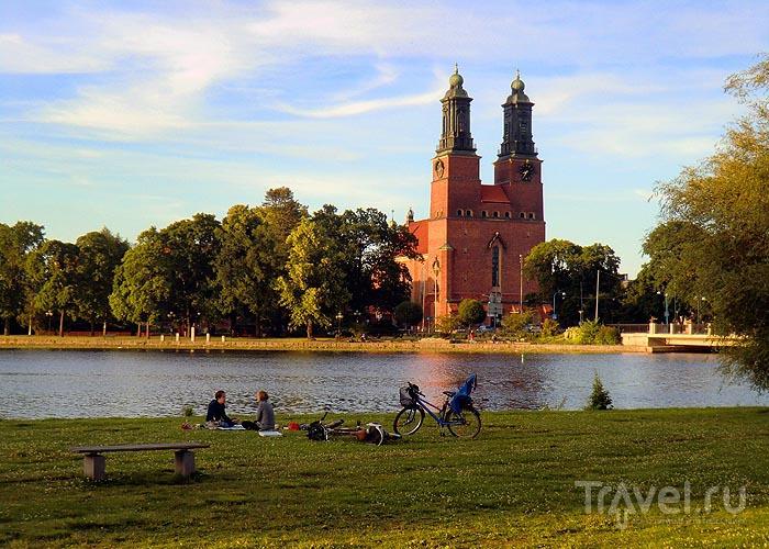 В городе Эскильстуна, Швеция / Фото из Швеции