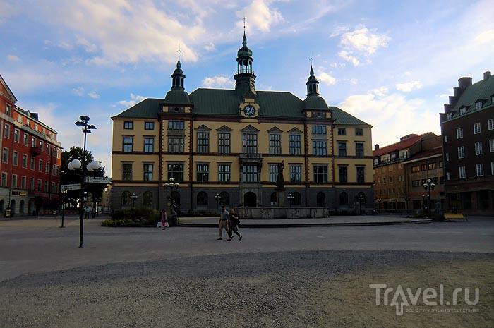 Эскильстуна. Город для счастливых людей / Фото из Швеции