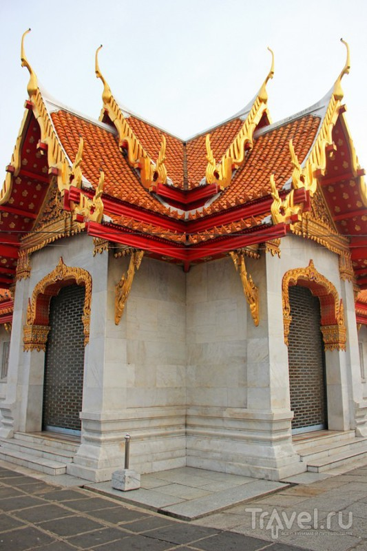"""Мраморный храм"" Wat Benchamabophit в Бангкоке, Таиланд / Фото из Таиланда"