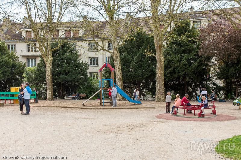 Дижон, Франция: прогулки по улицам / Фото из Франции
