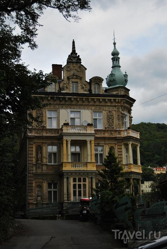 Карловы Вары - город из музыкальной шкатулки / Чехия
