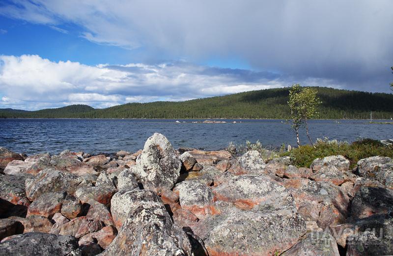 В Лапландии, Финляндия / Фото из Норвегии