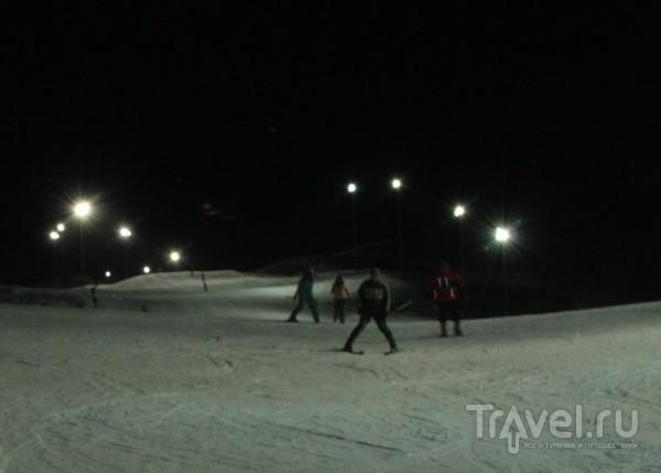 На лыжи в Гудаури! Разведка боем / Грузия