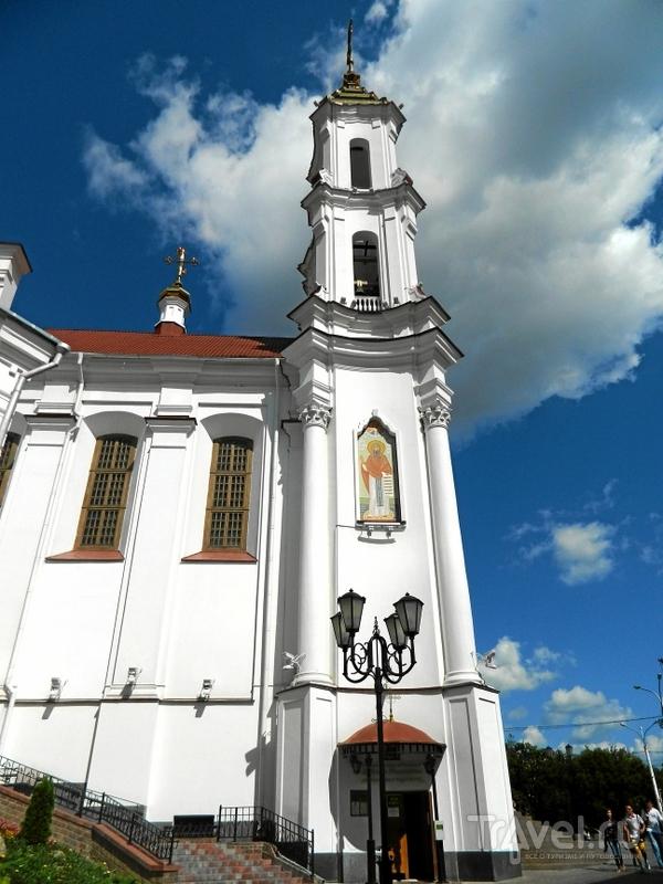 Воскресенская (или Рынковая) церковь в Витебске, Белоруссия  / Фото из Белоруссии