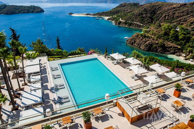 Другая Турция. Полуостров Датча, D-Hotel Maris