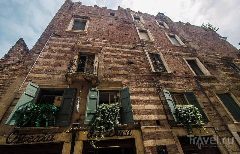 Дом Ромео в Вероне, Италия / Фото из Италии