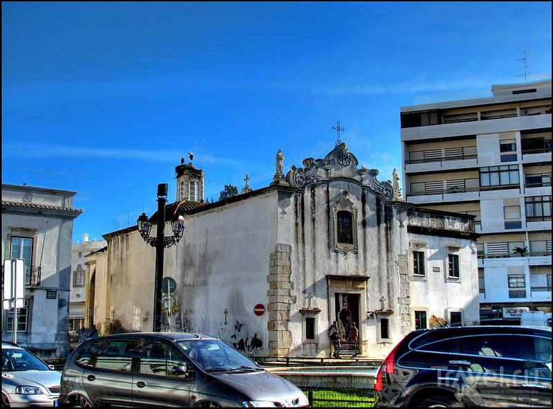 Ermida de Nossa Senhora do Pe da Cruz в Фару, Португалия / Фото из Португалии