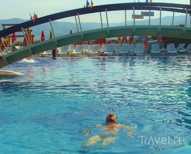 Сапарева Баня - самый горячий курорт Европы / Болгария