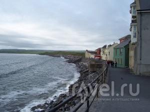 Деревня Лахинч и другое / Ирландия