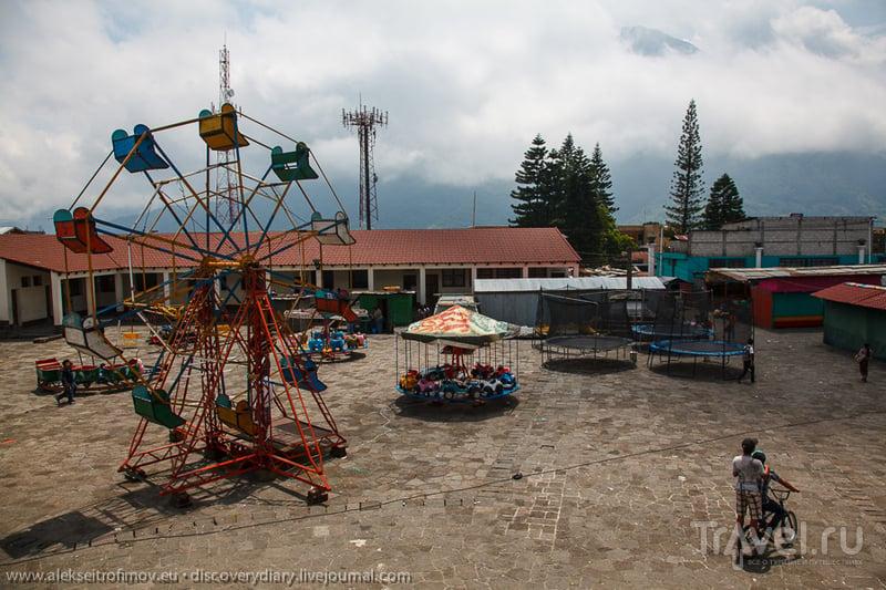 Репортаж с озера Атитлан / Гватемала