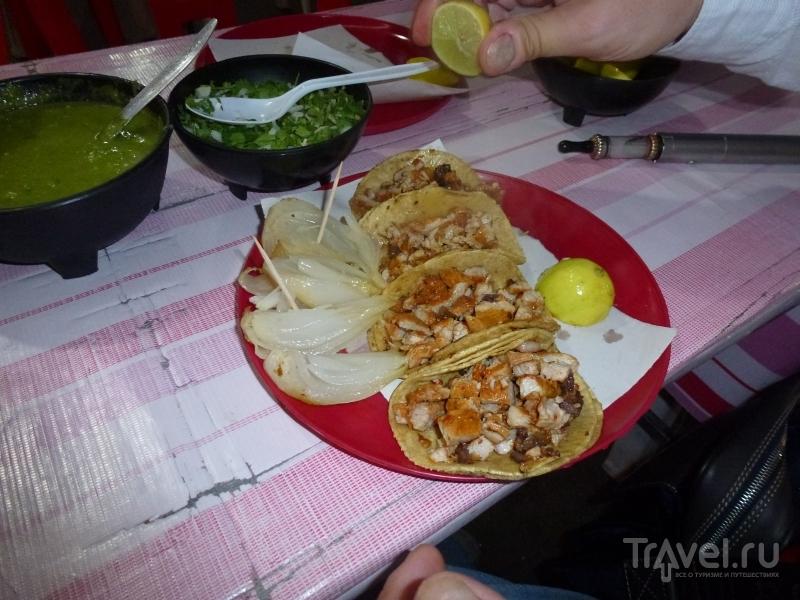 Тула без пряников / Мексика