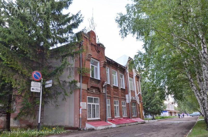 Фасады Бугульмы / Россия