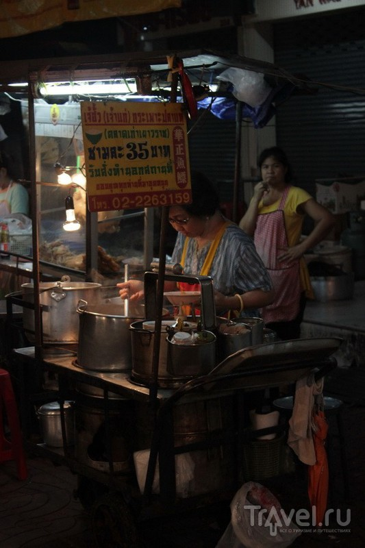 Как жить в Бангкоке долго. Пост практического опыта / Таиланд