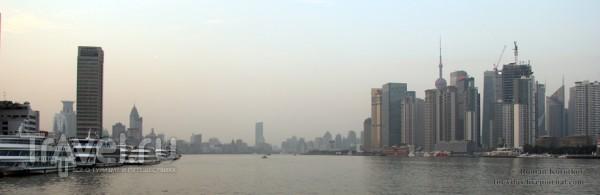 Прогулки по Шанхаю, смотровые площадки / Китай