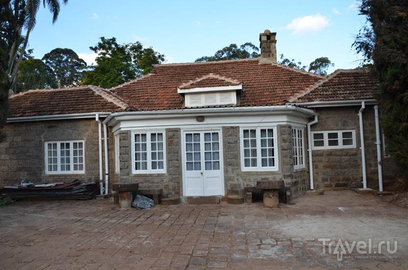 Дом Карен Бликсен / Фото из Кении