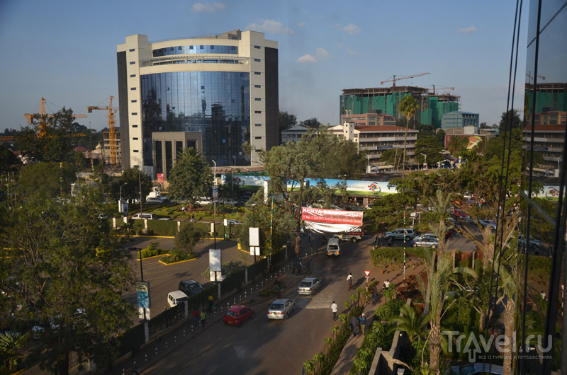 Современная архитектура в Найроби / Фото из Кении