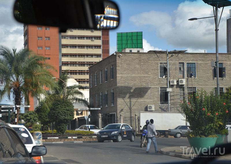 """""""Коробки"""" в Найроби / Фото из Кении"""