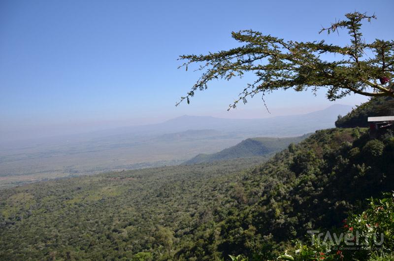 Рифтовая долина / Фото из Кении