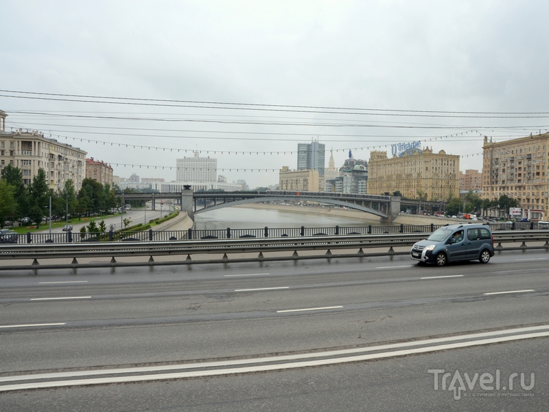 Путешествие по Москве на двухэтажном автобусе City Sightseeing