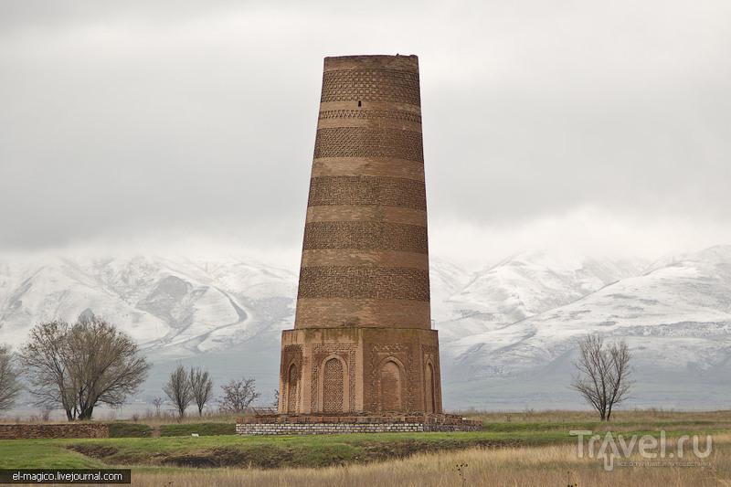 Буранинское городище, Киргизия / Фото из Киргизии