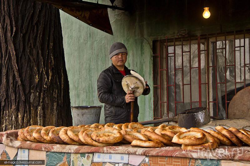 Каменные бабы, петроглифы и минарет Бурана / Фото из Киргизии